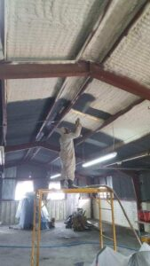 Spray Foam Insulation Dallas 1