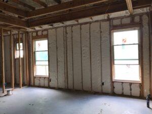 Spray Foam Insulation Dallas 2